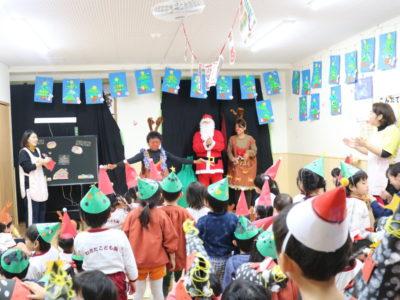 12月21日クリスマス会